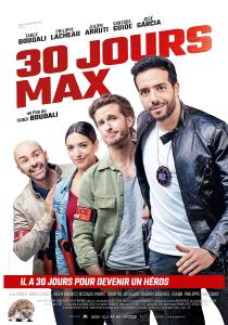 "Poster ""30 jours max"""