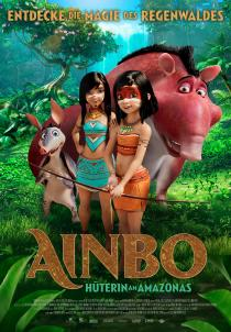 "Poster ""AINBO: Spirit of the Amazon"""