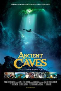 "Poster ""Ancient Caves"""
