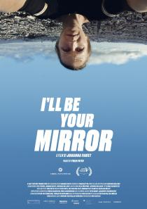 "Poster ""I'll Be Your Mirror"""