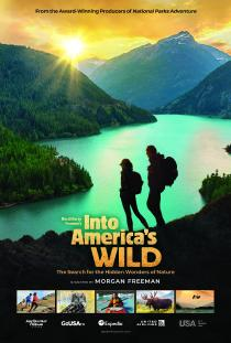 "Poster ""Into America's Wild"""