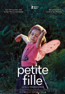 "Poster ""Petite fille"""