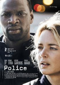 "Poster ""Police"""