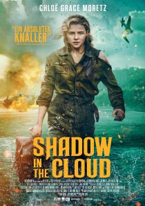 "Poster ""Shadow in the Cloud"""