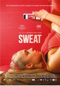 "Poster ""Sweat"""