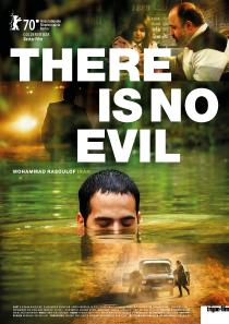 "Poster ""There is no Evil"""