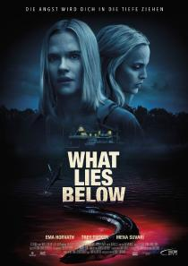 "Poster ""What Lies Below"""